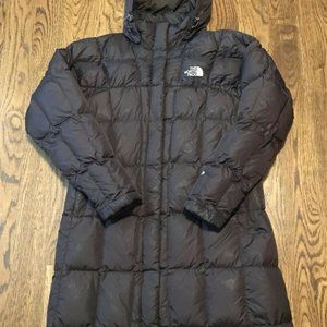 The North Face Down Jacket Metropolis Womens M 600
